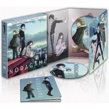 Pack Noragami (Temporada 1 + Libreto) Ed. Coleccionista (Blu-Ray)