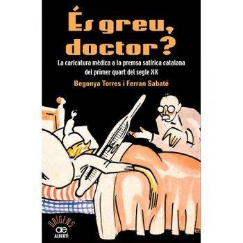 Es greu doctor la caricatura medica