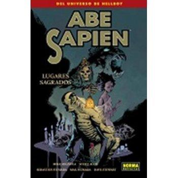 Abe sapiens 5-lugares sagrados