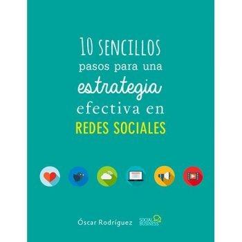 10 sencillos pasos para una estrategia efectiva en las redes sociales
