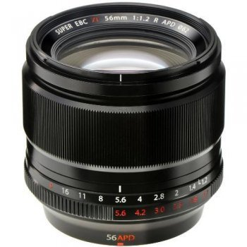 Objetivo Fujifilm FUJINON XF56mm F1.2 R APD