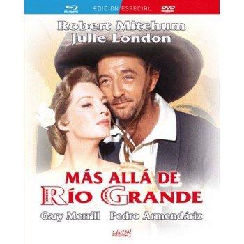 BLR-MAS ALLA DE RIO GRANDE+DVD