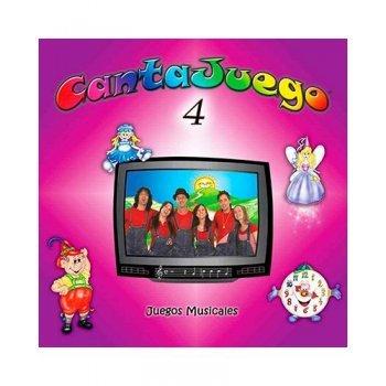 Cantajuego Vol. 4 (DVD + CD)