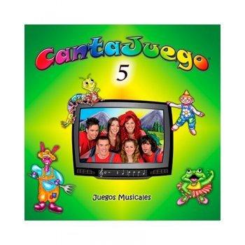 Cantajuego Vol. 5 (DVD + CD)