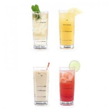 Kikkerland-bartending glass tall 04