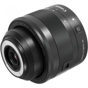 Objetivo Canon EF-M 28mm f/3.5 Macro IS STM