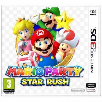 Mario Party Star Rush Nintendo 3DS