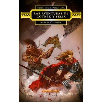 Gotrek y felix 3-tercer omnibus-war