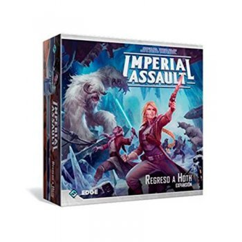 Sw imperial assault-regreso a hoth-