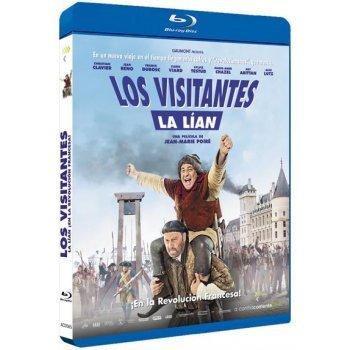 Los visitantes la lían (Formato Blu-Ray)
