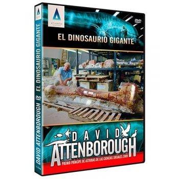 DVD-ATTENBOROUGH Y EL DINOSAURIO GI