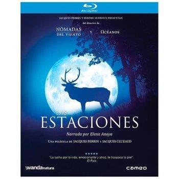 Las estaciones (Formato Blu-ray)