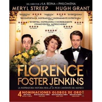Florence Foster Jenkins (Formato Blu-Ray)