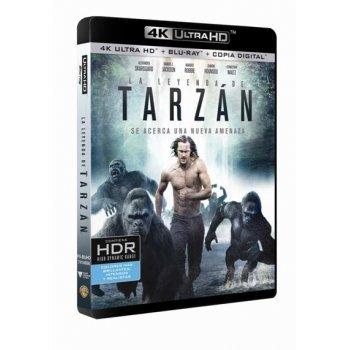 La leyenda de Tarzán (4K UHD + Formato Blu-Ray)