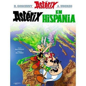 Asterix 14 en hispania