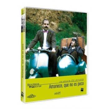 Amanece que no es poco (Blu-Ray + DVD)