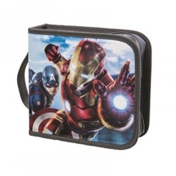 Funda Marvel Nintendo DS