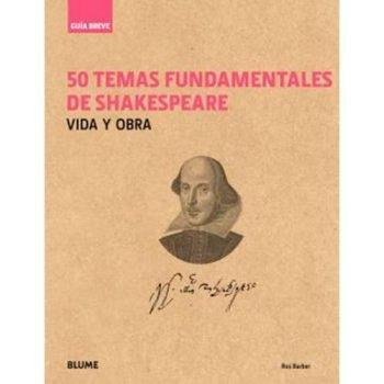 50 temas fundamentales shakespeare