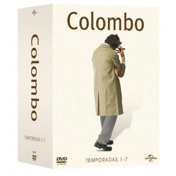 DVD-PACK COLOMBO (1T-7T)