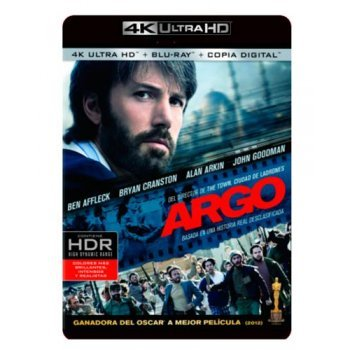 Argo - UHD + Blu-Ray