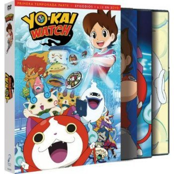Pack Yo-Kai Watch (Temporada 1, parte 1)