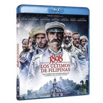 1898. Los últimos de Filipinas (Formato Blu-Ray)