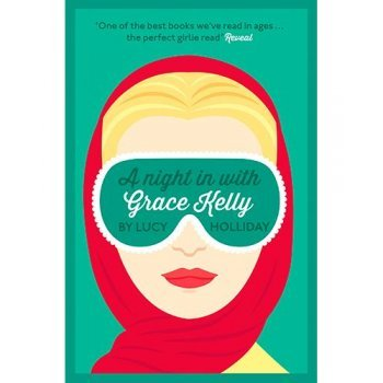A night in with grace kelly-harper