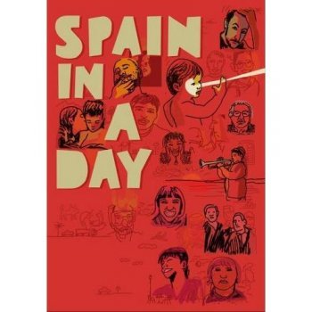 Spain in a Day - DVD