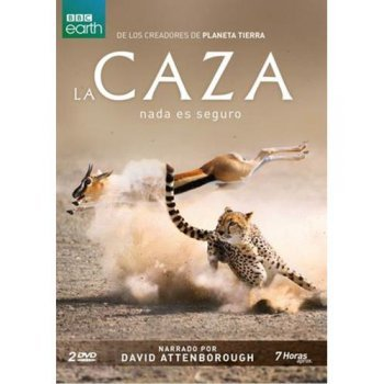 DVD-LA CAZA (NADA ES SEGURO)