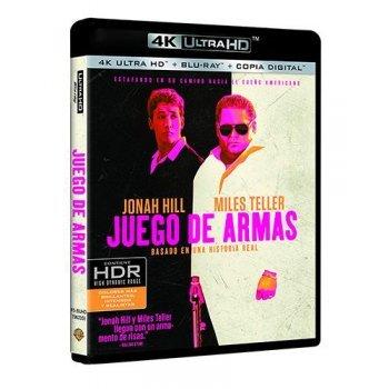 Juego de armas (Formato Blu-Ray + 4K Ultra HD)