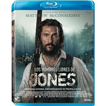 Los hombres libres de Jones (Formato Blu-ray)