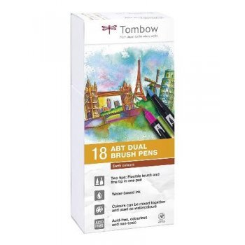 Tombow ABT de 18P de 12 unidades