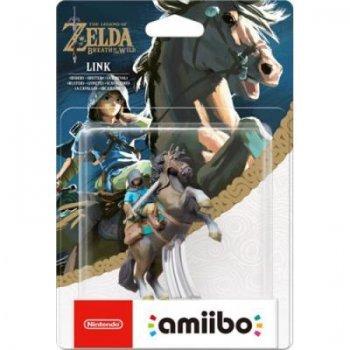 Figura Amiibo Link Jinete Colección Zelda