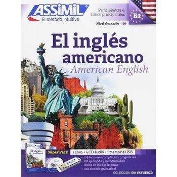 Ingles americano superpack l+4cd+us