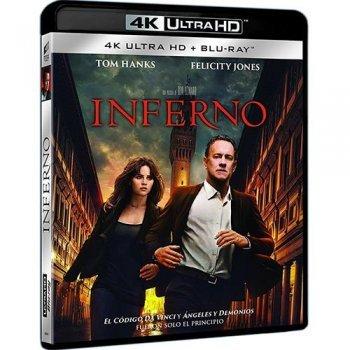 Inferno (Blu-Ray + 4K Ulltra UHD)
