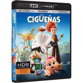 Cigüeñas (UHD + Blu-Ray)