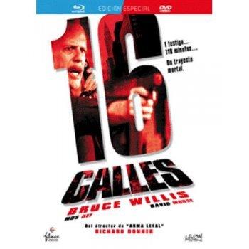 16 calles (Formato Blu-ray + DVD)