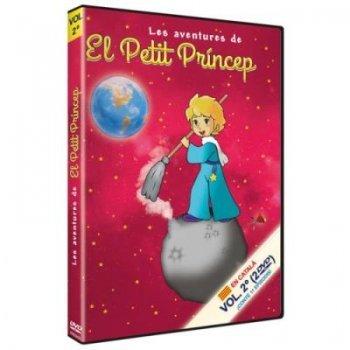 DVD-LES AVENTURES DE EL PETIT PR.2