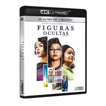 Figuras ocultas (Blu-Ray + 4K Ultra UHD)