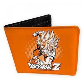 Cartera Manga Goku Dragon Ball