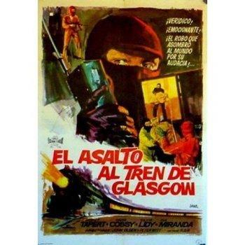 Asalto al tren de Glascow - Miniserie - DVD