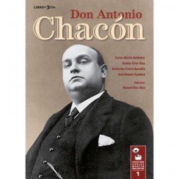 Cd+libro-don antonio chacon-carlos