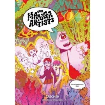 100 manga artist