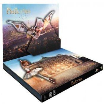 Ballerina (Bluray 2D y 3D + DVD) - Edición Pop Up