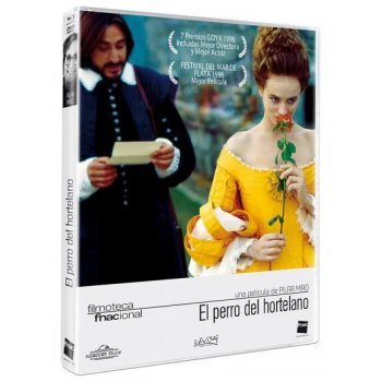 El perro del hortelano (Blu-Ray + DVD) - Exclusiva Fnac