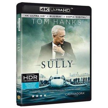 Sully (UHD + Blu-Ray + Copia digital)