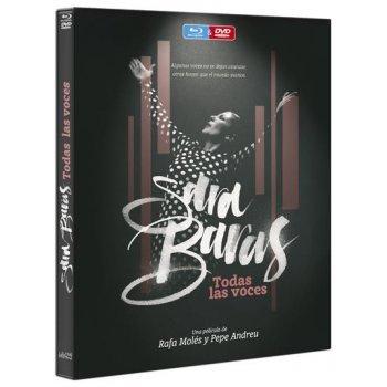 Sara Baras: Todas las voces - Blu-Ray + DVD