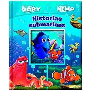 Buscando a Dory - Buscando a Nemo Mi Primer Tesoro -  Historias Submarinas