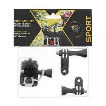 Brazo articulado para cámara con fijación adhesiva Tnb para Tnb Adrenalin / GoPro