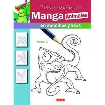Animales-como dibujar manga